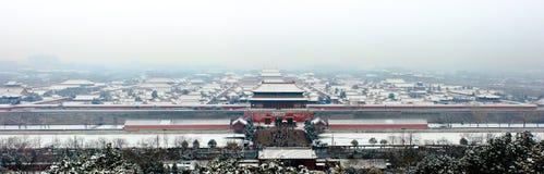 故宫博物院宫殿view2# 免版税图库摄影