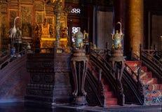 故宫博物院的角落 库存图片