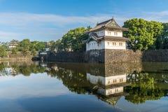 故宫墙壁和传统建筑学  免版税库存照片