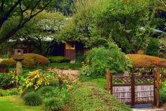 故宫庭院,东京 库存照片
