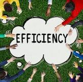 效率能力质量技巧专家的优秀概念 库存照片