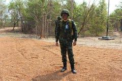 救世军泰国 库存照片
