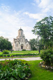救主的Vernicle图象的斯帕斯基大教堂在Andronikov修道院里,莫斯科 库存图片