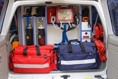救护车 免版税图库摄影