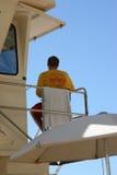救生员 免版税库存图片