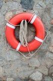 救生圈环形 库存图片