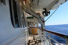 救生船驻地 库存图片