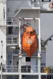 救生艇 库存照片