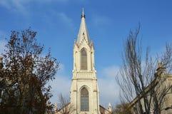救主的教会 免版税库存图片