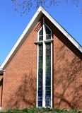 教会一点 库存照片