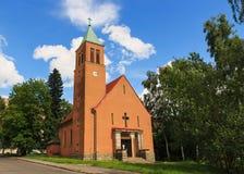 教会三位一体 库存图片