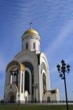 教会乔治st 库存图片