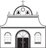 教会任务 库存照片