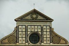教会佛罗伦萨 库存图片