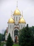 教会俄国伏尔加格勒 库存图片