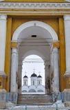 教会俄国suzdal 免版税库存图片