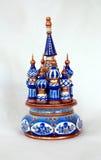 教会俄语纪念品 库存图片