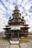 教会俄语 图库摄影