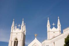 教会保罗・彼得圣徒 免版税库存照片