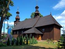 教会克罗地亚makarska标记手段sts 多萝西 库存图片