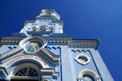 教会克里米亚老正统乌克兰 免版税库存图片