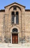 教会入口 免版税库存图片