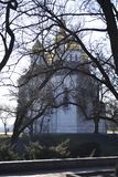 教会公园 库存图片