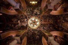 教会内部 免版税图库摄影