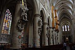 教会内部 - 44 图库摄影