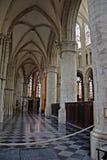 教会内部 - 46 免版税库存照片
