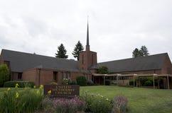 教会卫理公会派教徒团结 库存图片