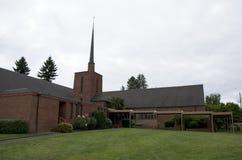 教会卫理公会派教徒团结 免版税库存照片