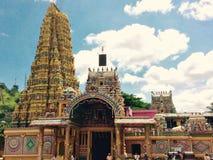 教会印地安人 图库摄影