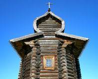 教会变貌 免版税库存图片