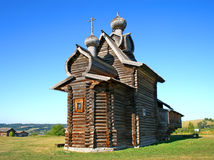 教会变貌 免版税库存照片