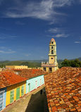 教会古巴 免版税图库摄影