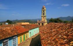教会古巴 免版税库存照片