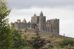 教会和修道院在爱尔兰 库存照片