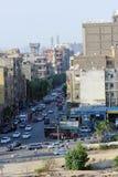 教会和清真寺在埃及 库存照片