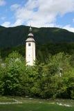 教会和自然 图库摄影