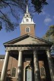 教会哈佛纪念品大学 免版税库存图片