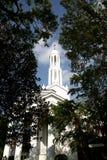 教会国家(地区)田纳西 免版税库存图片