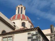 教会圆屋顶 库存照片