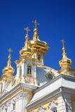 教会圆顶 免版税图库摄影