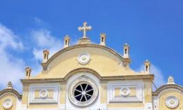 教会圆顶 库存图片