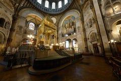 教会圣奥居斯坦-巴黎 库存图片