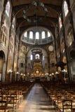 教会圣奥居斯坦-巴黎 免版税库存图片
