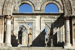 教会圣徒simeon 免版税图库摄影