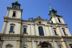 教会圣灵 库存照片