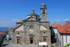 教会圣玛丽亚安农齐亚塔 库存图片